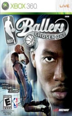 NBA Ballers: Chosen One