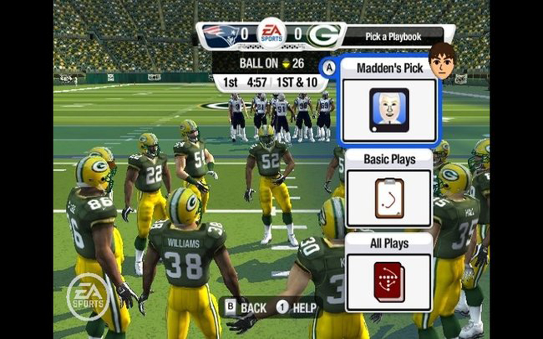 Madden NFL 09 All Play