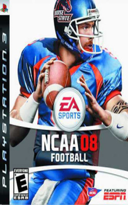 NCAA Football 08