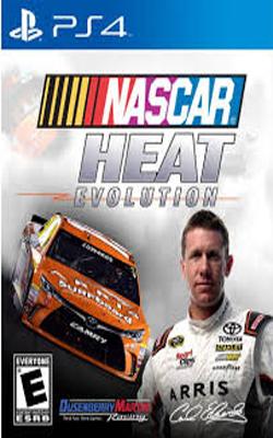 NASCAR Heat Evoultion