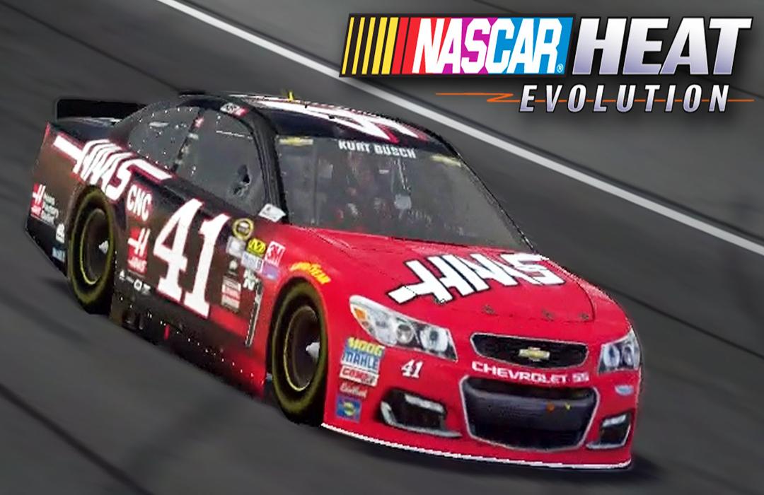 NASCAR Heat Revolution